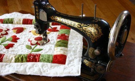 Hogyan válasszunk varrógépet patchwork munkákhoz?