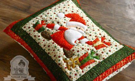 Applikált karácsonyi minták