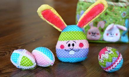 Húsvéti tojásnyuszi