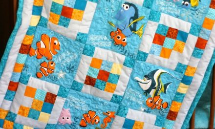Készíts takarót gyermeked kedvenceivel