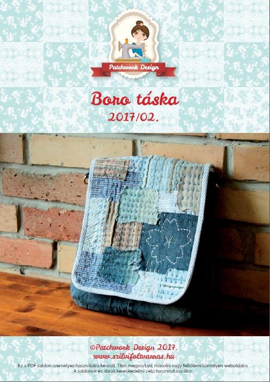 PD_Boro táska borító