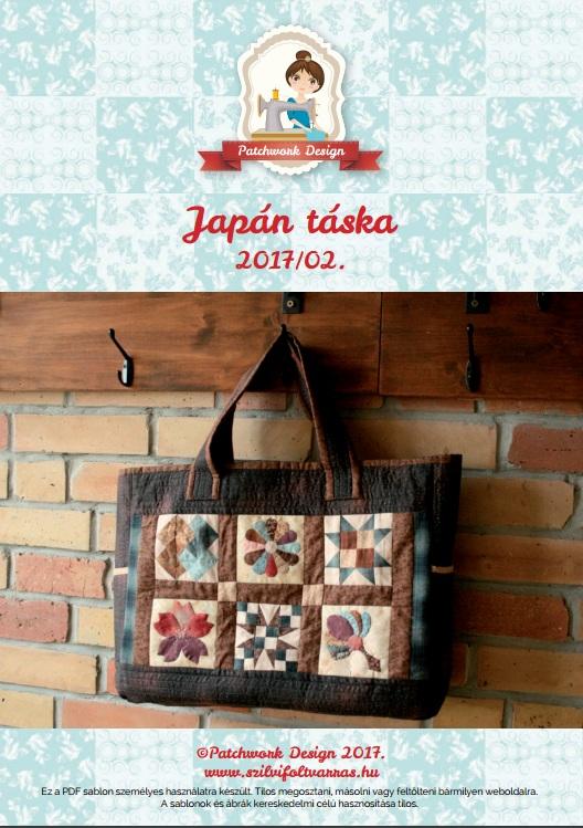 PD_Japán táska borító
