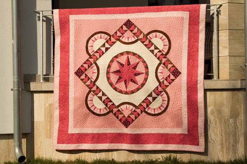 Rózsaszín álom takaró