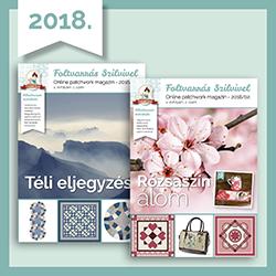Foltvarrás Szilvivel 2018