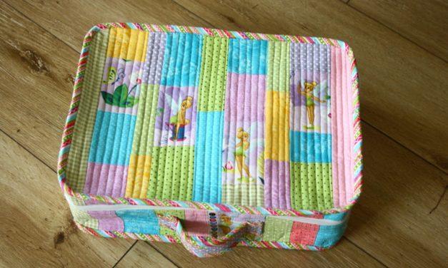 Cérnatündér táska -gyerekbőrönd vagy projekttáska?