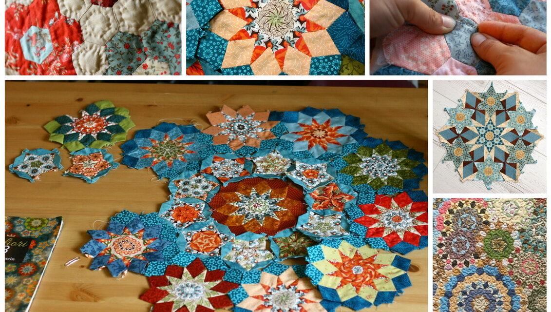 Mozaikok, hatszögek, ötszögek – Az angol papírtechnika