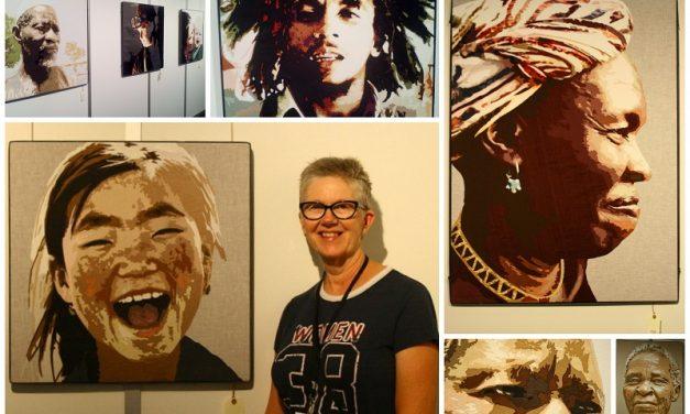 Dorte Jensen – Portréquiltek -történetek az arcokon